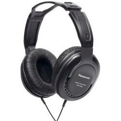 Panasonic RP-HT265E-K 3.5mm jack fekete stúdió fejhallgató