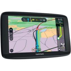 TomTom VIA 62 WiFi GPS navigáció