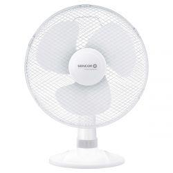 Sencor SFE 3027WH 40W 30cm 3-fokozatos fehér asztali ventilátor