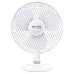 Sencor SFE 4037WH 50W 40cm 3-fokozatos fehér asztali ventilátor