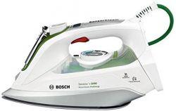 Bosch TDI902431E 2400W Ceranium Glissée Zöld-fehér Gőzölős vasaló