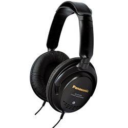 Panasonic RP-HTF295E-K fekete fejhallgató