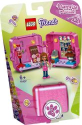 Lego® (41407) Friends Olivia shopping dobozkája