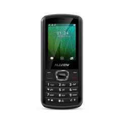 "Allview M9 Jump 2,4"" 128 MB 3.5G Dual SIM IP67 fekete mobiltelefon + Vodafone kártya"
