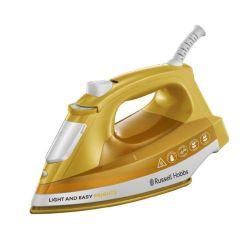 Russell Hobbs 24800-56 Light&Easy sárga gőzölős vasaló