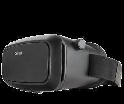 Trust Exos Plus fekete VR szemüveg okostelefonhoz