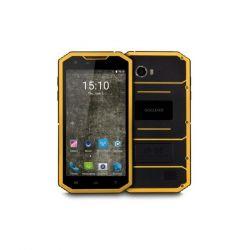 "GoClever Quantum 5 500 Rugged 5"" 16GB Dual SIM 4G/LTE fekete/sárga strapabíró okostelefon"