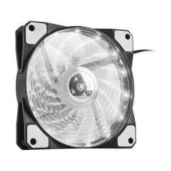 Natec Genesis HYDRION 120mm LED fehér ventilátor