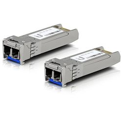 Ubiquiti UF-SM-10G 10Gbps 2xLC (Single-Mode) 1310nm 10km SFP+ modul (2 Pack)