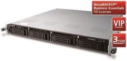 Buffalo TeraStation 1400R Armada 370 Ethernet/LAN Fekete-ezüst Nas szerver