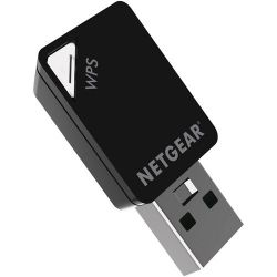 Netgear A6100 AC600 802.11ac/n 1x1 Dual Band WiFi USB Adapter
