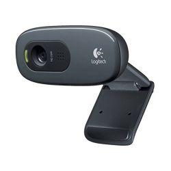 Logitech C270 HD Refresh Webkamera