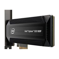 Intel Optane 900P Series 480GB, 1/2 Height PCIe x4, 3D Xpoint SSD