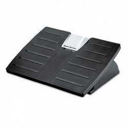 Fellowes Office Suites Microban álliíható magasságú fekete-szürke lábtámasz