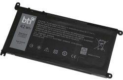 Origin Storage WDX0R 3684mAh 11.4V fekete notebook akkumulátor