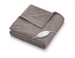 Beurer HD 75 (180x130 cm) Cosy szürke fűthető melegítő takaró