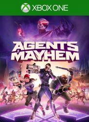 Agents of Mayhem Retail Edition (Xbox One) játékszoftver