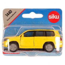 Siku 42638 (1:55) sárga Toyota Landcruiser terepjáró
