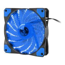 Natec Genesis HYDRION 120mm LED kék ventilátor