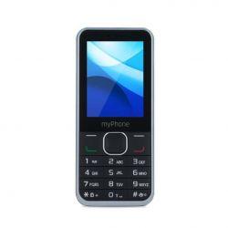 "myPhone Classic+ 2,4"" 128MB Dual SIM 3G fekete mobiltelefon"