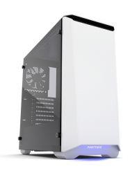 Phanteks Eclipse P400S ATX edzett üveg, hangszigetelt fehér számítógépház