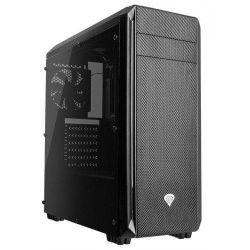 Natec Genesi TITAN 660 PLUS, USB 3.0, fekete midi számítógép ház