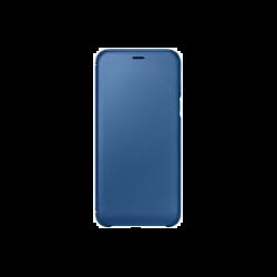 Samsung Galaxy A6 (2018) EF-WA600CLEGWW Wallet műanyag kék flip tok