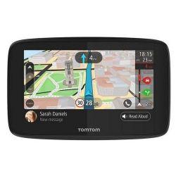"TOMTOM 1PN6.002.03 6"" full eu fekete GPS navigáció"