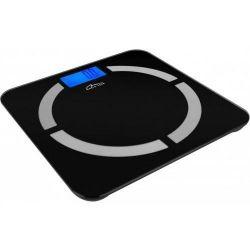 Media-Tech MT5513 SMARTBMI SCALE BT digitális fekete személymérleg