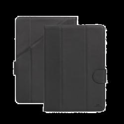 """RivaCase 3137 Malpensa 10.1"""" fekete tablet tok"""