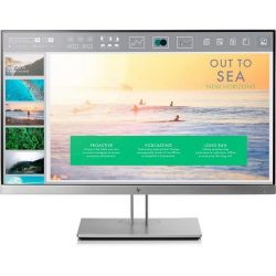 "HP LED 23"" EliteDisplay E233, 1920x1080, 16:9, 1000:1, 250 cd, 5ms, ezüst-fekete monitor"