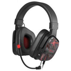 Natec Genesis ARGON 570 fekete gamer fejhallgató