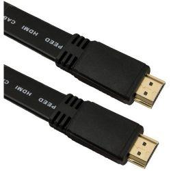 Esperanza EB202 HDMI 1.4B Flat 10m fekete kábel