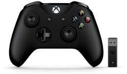 Microsoft Xbox One (W10) kontroller + vezeték nélküli adapter