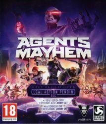 Agents of Mayhem D1 Edition (Xbox One) játékszoftver