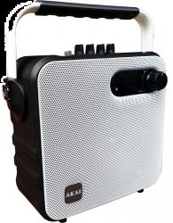 Akai ABTS-T5 fekete/fehér bluetooth hangszóró