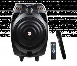 Akai SS023A-X10 fekete bluetooth hangszóró