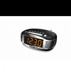 Akai CE-1500 AM / FM PLL fekete rádiós ébresztőóra