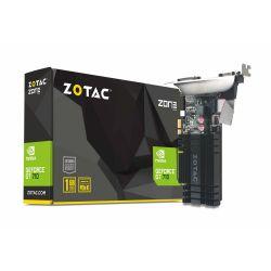 ZOTAC GeForce GT 710 1GB DDR3 (64 Bit), HDMI, DVI, VGA videókártya