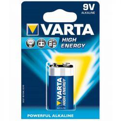 VARTA High Energy 1db 9V 6LR61 elem