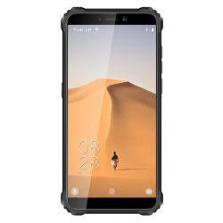 "Oukitel WP5 5.5"" 32GB Dual SIM 4G/LTE fekete-narancs strapabíró okostelefon"