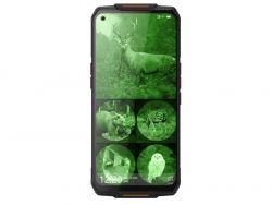 "Oukitel WP7 6.53"" 128GB Dual SIM 4G/LTE narancs-fekete strapabíró okostelefon"