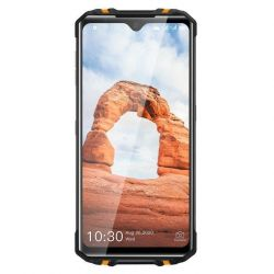 "Oukitel WP8 Pro 6.49"" 64GB Dual SIM 4G/LTE fekete-narancs strapabíró okostelefon"