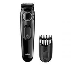 Braun BT3020 20 fokozat, 40 perc fekete szakállvágó