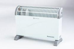Ravanson CH-2000MT 3 fokozat, 750/1250/2000 W fehér-szürke elektromos konvektor