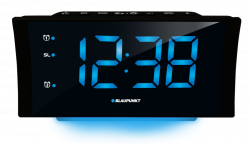 Blaupunkt CR80USB fekete rádiós ébresztőóra