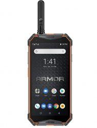 "Ulefone Armor 3WT 5.7"" 64GB Dual SIM 4G/LTE fekete-narancs strapabíró okostelefon"