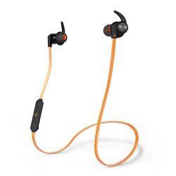 Creative Outlier Sports Ultra-light Wireless narancssárga headset