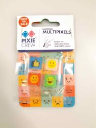 PIXIE PXP-08-01 hangulatjelek 4 darab/csomag