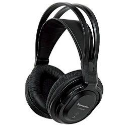 Panasonic RP-WF830E vezeték nélküli fekete fejhallgató